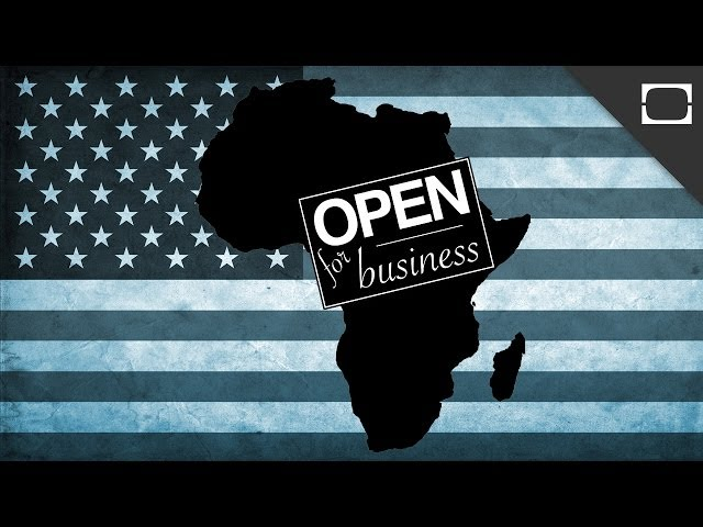 Why The U.S. And China Are Investing In Africa