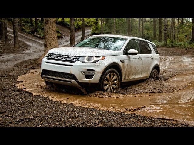 Land Rover Discovery Sport HSE Luxury Car Review